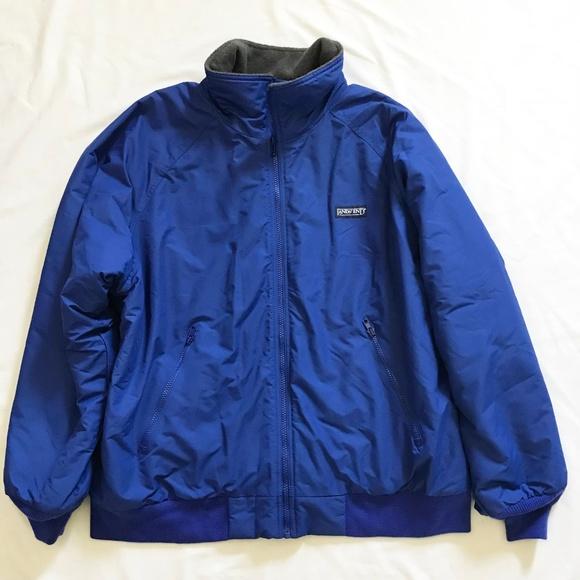 Lands End L 42 44 Regular Classic Squall Jacket